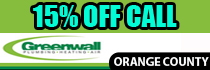 ORANGE COUNTY PLUMBER - GREENWALL PLUMBING | FREE QUOTE